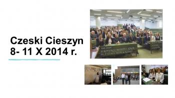 Czeski Cieszyn 2014