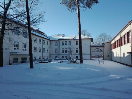2020 Szkoła zimą