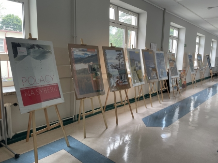 Wystawa  POLACY  NA  SYBERII
